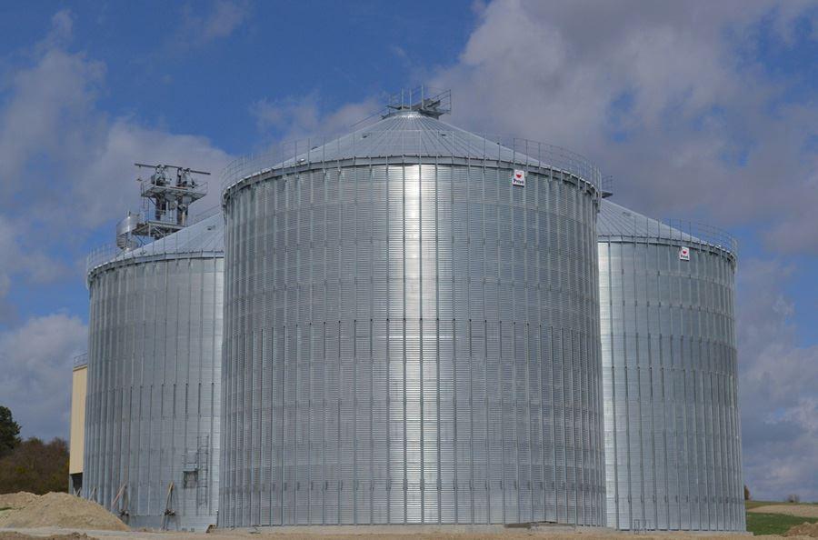 Image de la catégorie Cellules et silos