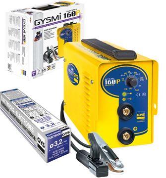 Image de Gysmi 160 P + Etui électrodes 3,2